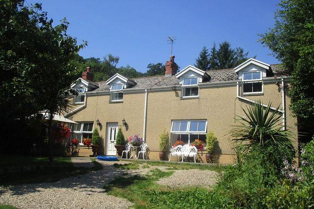 Thumbnail Detached house for sale in Heol Giedd, Cwmgiedd, Ystradgynlais, Swansea.