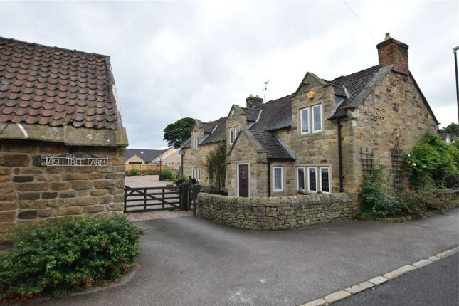 Thumbnail Detached house for sale in Main Road, Higham, Alfreton, Derbyshire