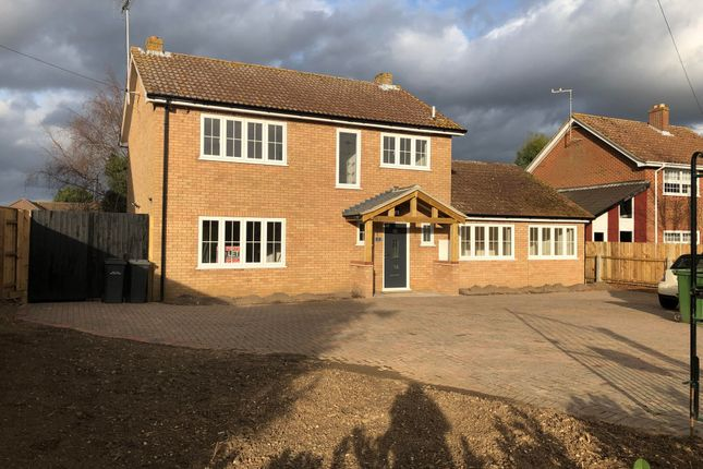 Thumbnail Detached house to rent in School Road, Marshland St James, Wisbech