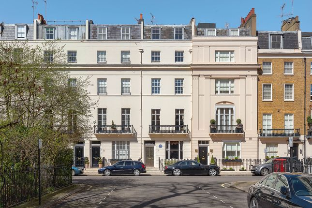 Thumbnail Town house for sale in Chester Square, London