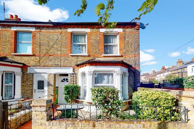 Thumbnail End terrace house to rent in Venetia Road, London