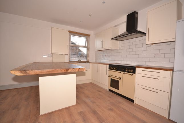 Thumbnail Flat to rent in Sandringham Road, Waterloo, Liverpool