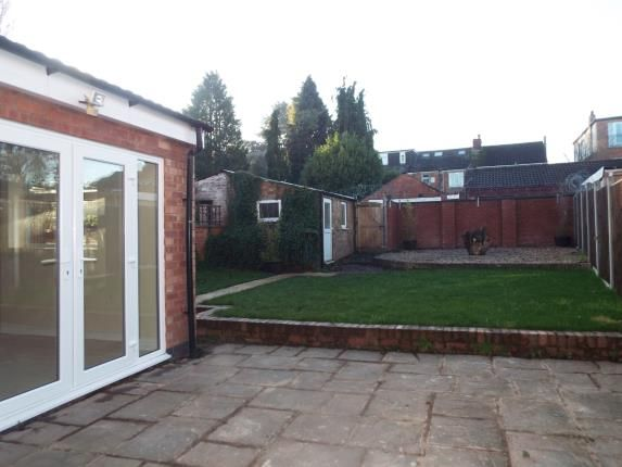 Garden of Harefield Road, Stoke, Coventry, West Midlands CV2
