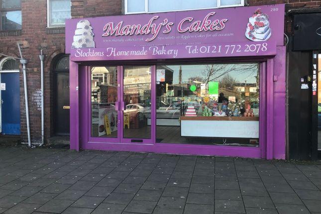 Restaurant/cafe for sale in Bordesley Green, Birmingham