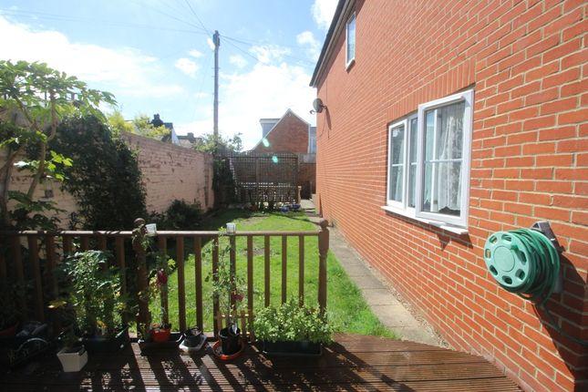 Rear Garden of Firle Road, Eastbourne BN22
