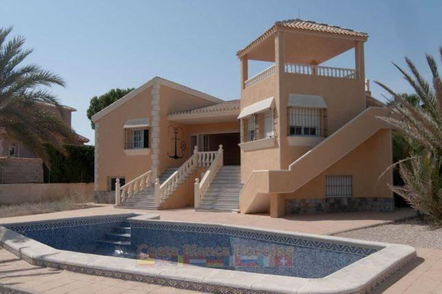 Thumbnail Villa for sale in La Manga, La Manga, Mar Menor