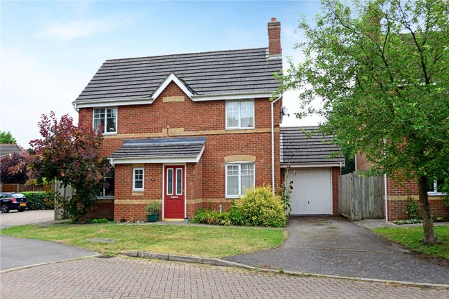 Thumbnail Detached House For Sale In Ottawa Drive Liphook Hampshire
