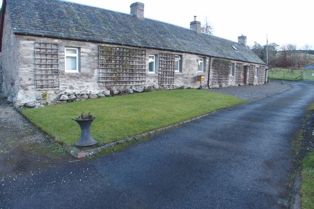 Thumbnail Detached house for sale in Reviresco, Dowally, Ballinluig