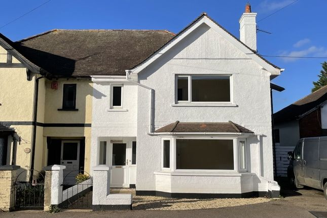 Thumbnail Semi-detached house to rent in High Street, Newton Poppleford, Sidmouth