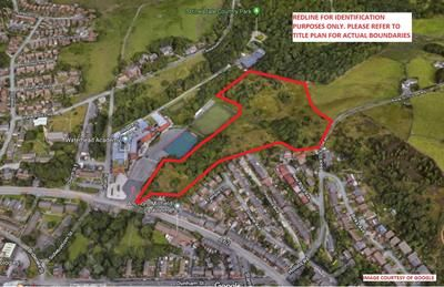 Thumbnail Land for sale in Land At North Side, Huddersfield Road, Oldham, Lancashire