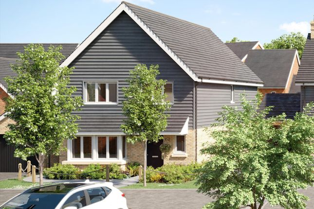 4 bed detached house for sale in The Mayfair At Water's Edge, Mytchett Road, Nr Camberley, Surrey GU16