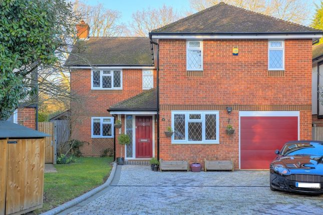 Thumbnail Detached house for sale in Hazel Road, Park Street, St. Albans