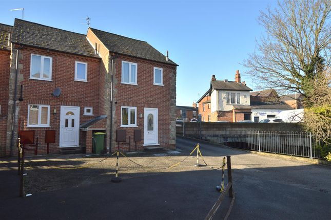 2 bed town house to rent in The Mews, Duffield Village, Derbyshire DE56