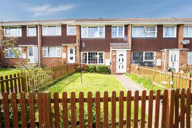 3 bed terraced house for sale in Bluebell Close, Flitwick, Bedford MK45