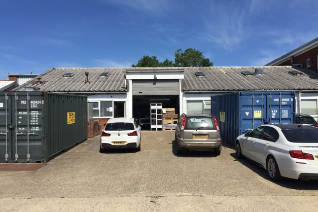 Thumbnail Industrial for sale in Blacknest House, Blacknest Road, Alton