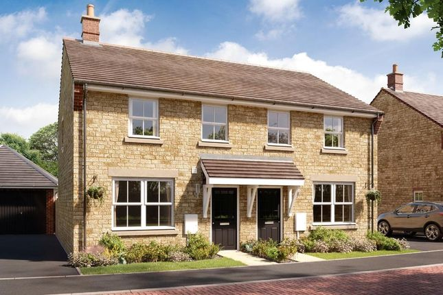 """Thumbnail End terrace house for sale in """"Archford"""" at Knolles Drive, Stanford In The Vale, Faringdon"""