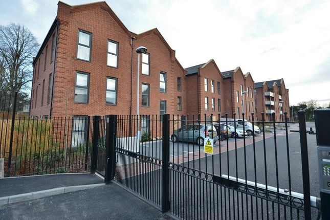 Thumbnail Flat to rent in Otter Way, Horton Road, West Drayton
