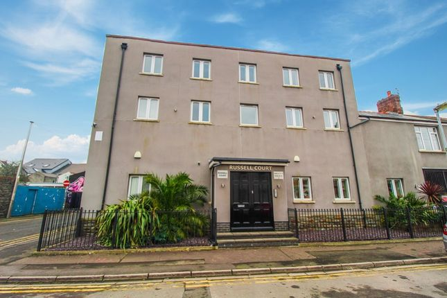Thumbnail Flat for sale in Russell Court, Russell Street, Roath, Cardiff