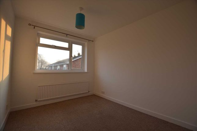 Bedroom Two of Allgreave Close, Middlewich CW10