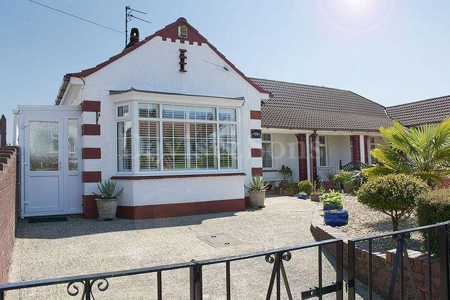 Thumbnail Semi-detached bungalow for sale in Allt-Yr-Yn Road, Newport, Gwent.