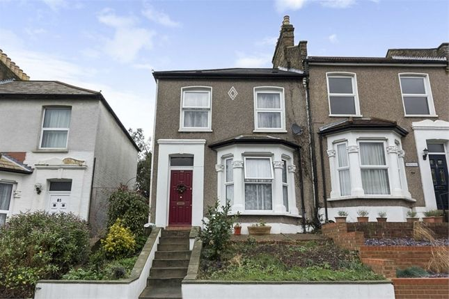 3 bed end terrace house for sale in Braidwood Road, London