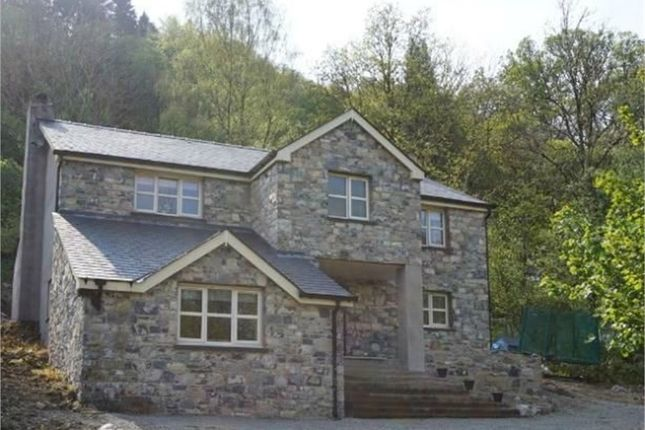 Thumbnail Detached house for sale in Betws-Y-Coed, Conwy, Conwy