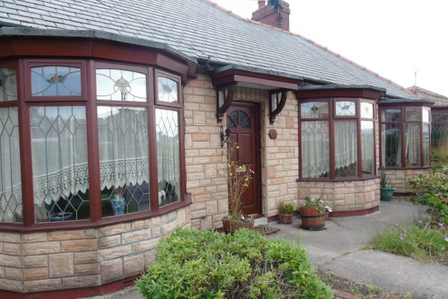 Thumbnail Bungalow for sale in Southend Road, Gateshead