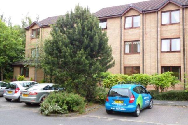 Thumbnail Flat to rent in Crichton Place, Glasgow