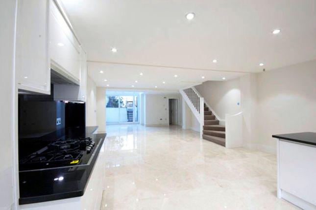 Thumbnail Terraced house to rent in Abingdon Villas, Kensington