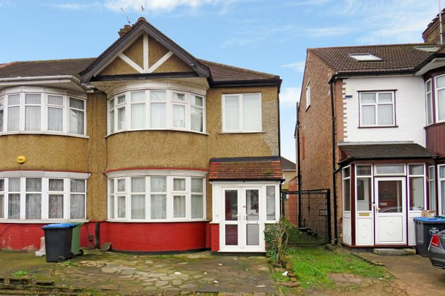 Thumbnail End terrace house for sale in Dorothy Avenue, Wembley, Middlesex