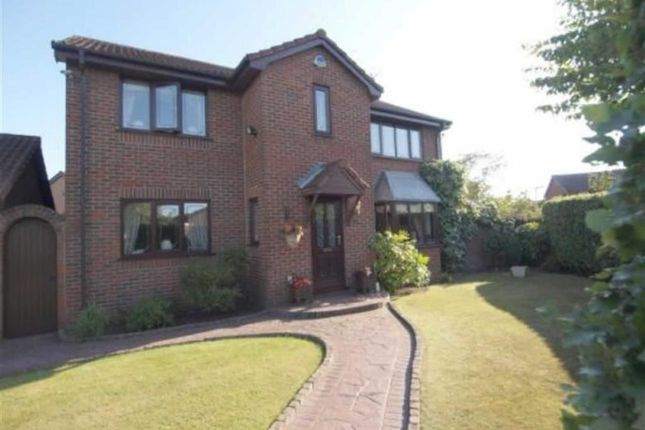 Thumbnail Detached house to rent in Castle Green, Kingswood, Warrington, Cheshire