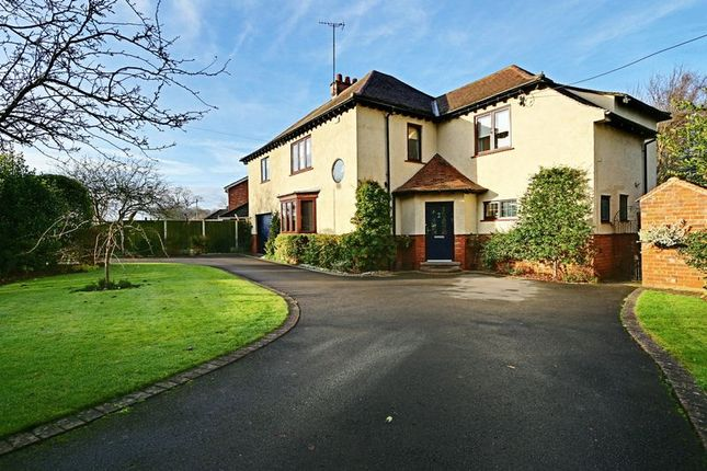 Thumbnail Detached house for sale in Horkstow Road, Barton-Upon-Humber