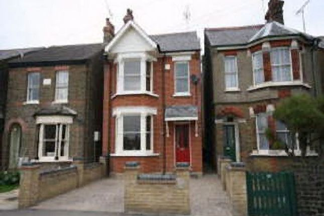 Thumbnail Detached house to rent in Trinity Lane, Waltham Cross, Hertfordshire