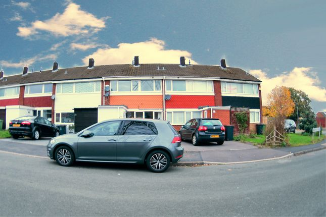 Thumbnail Terraced house to rent in Birkdale Close, Nuneaton
