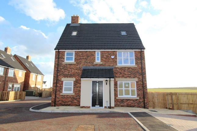 Thumbnail Detached house for sale in Thill Stone Mews Mill Lane, Whitburn, Sunderland