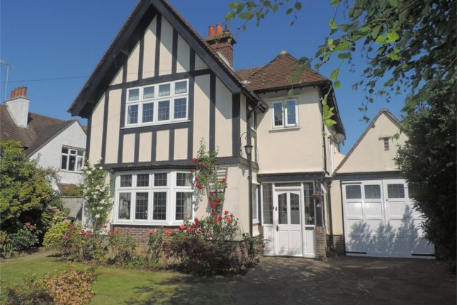 Thumbnail Detached house for sale in Holmesdale Road, Bexhill On Sea, East Sussex