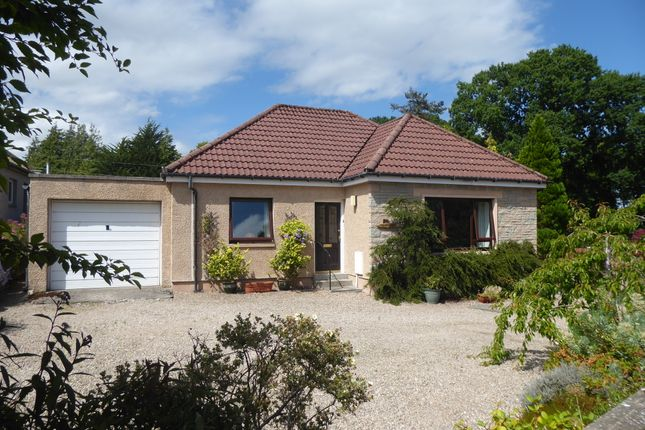 Thumbnail Bungalow for sale in West Street, Fochabers