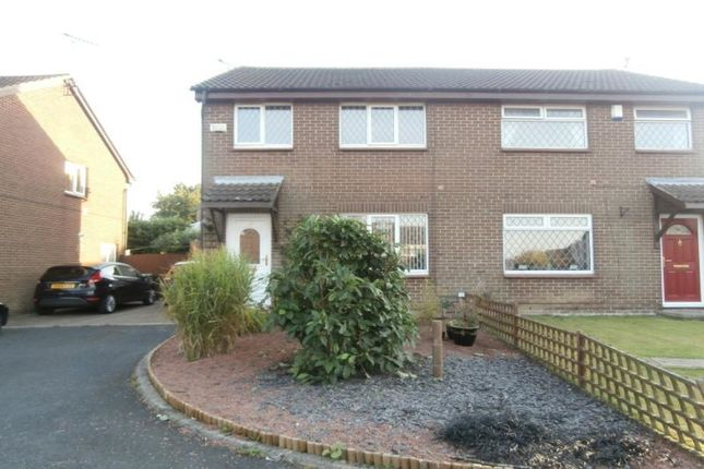 Thumbnail Semi-detached house to rent in Badgers Mount, Leeds