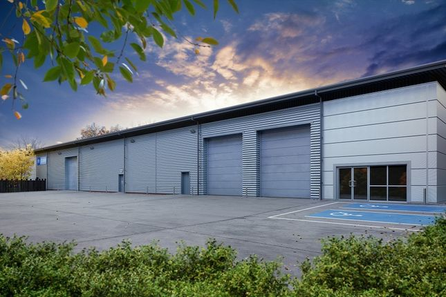 Thumbnail Industrial to let in Brunel Drive, Burton Upon Trent