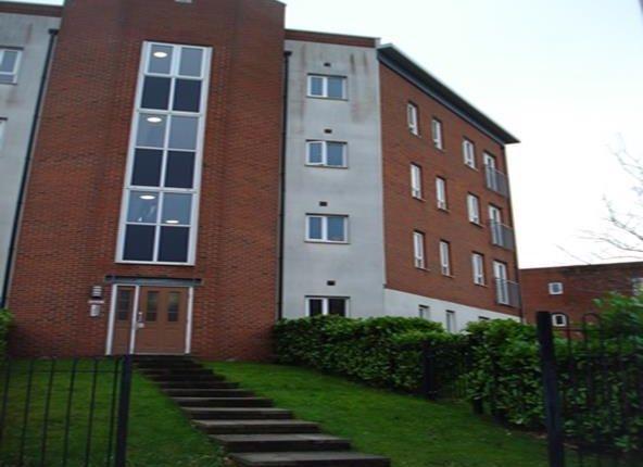 Thumbnail Flat for sale in Bretby Court, Burslem, Stoke-On-Trent