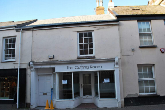 Thumbnail Retail premises for sale in Bear Street, Barnstaple, Devon