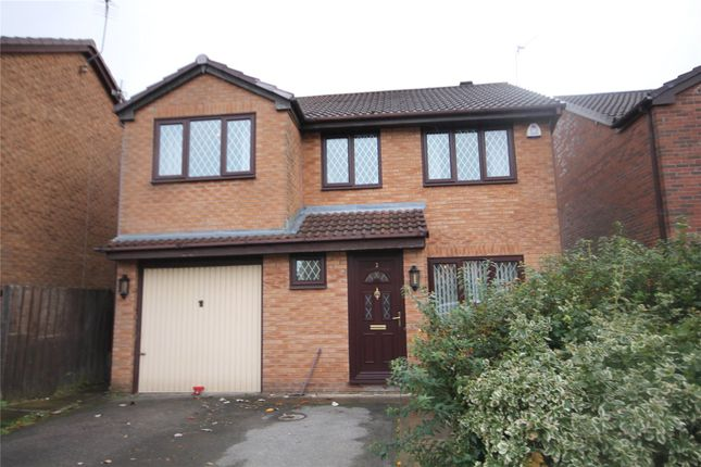 Thumbnail Detached house to rent in Whitebeam Close, Newhey, Rochdale, Greater Manchester