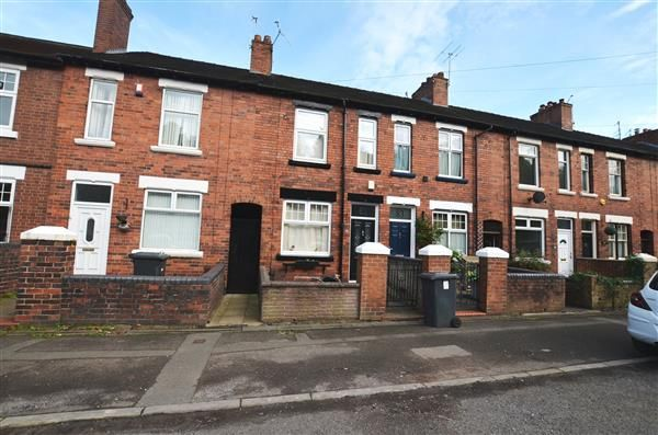 Thumbnail Terraced house to rent in Frairswood Road, Newcastle, Newcastle-Under-Lyme