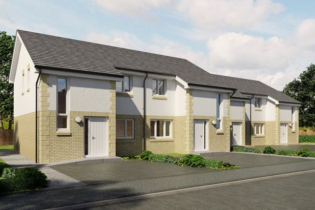 Thumbnail Property for sale in Plot 13, 44 Burns Wynd, Maybole