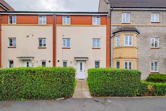 Thumbnail Town house for sale in Whitefield Road, Speedwell, Bristol