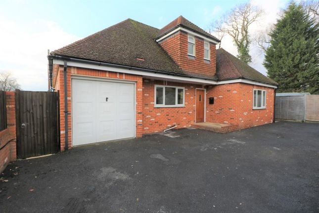 Thumbnail Detached house for sale in Mytchett, Camberley