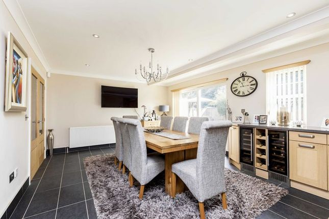 Thumbnail Detached house for sale in Castle Avenue, Warblington, Havant