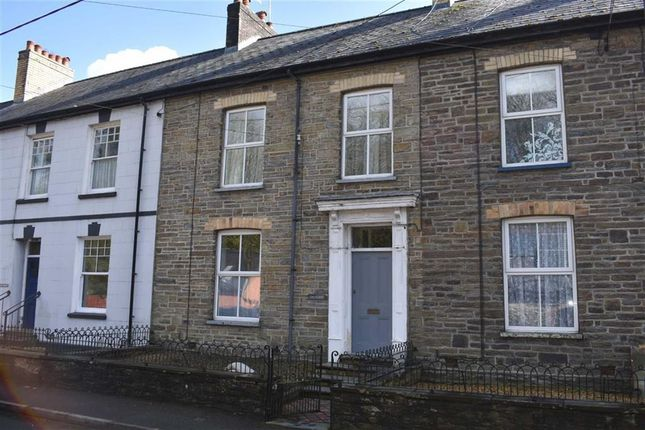 Thumbnail Town house for sale in Chapel Street, Pontwelly, Llandysul