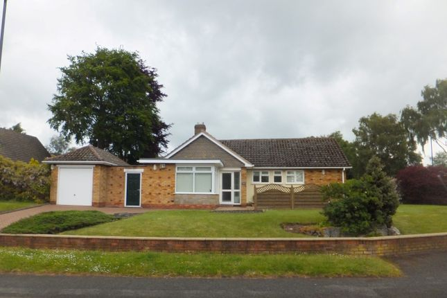 Thumbnail Detached bungalow to rent in Crockford Drive, Four Oaks, Sutton Coldfield