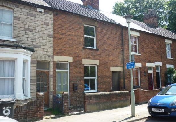 Thumbnail Terraced house to rent in Bower Street, Bedford
